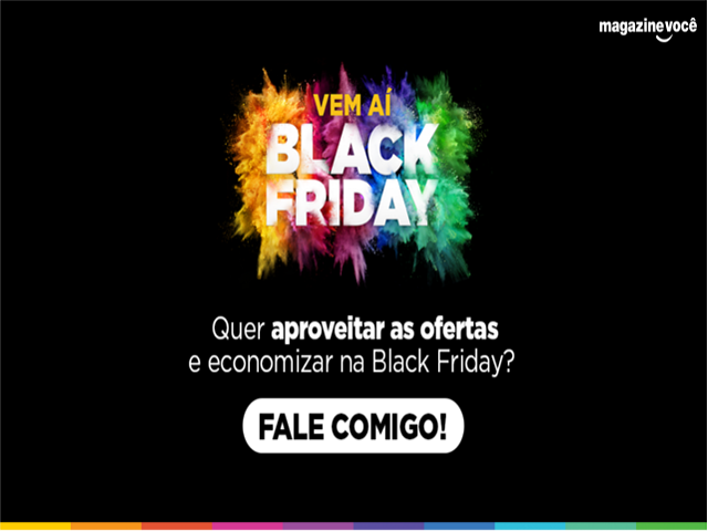 Vender Muito na Black Friday